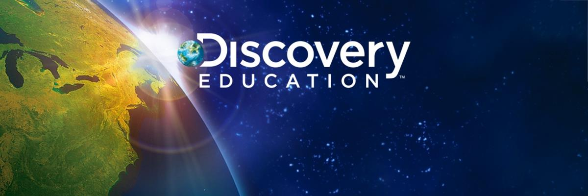 Discovery Education banner